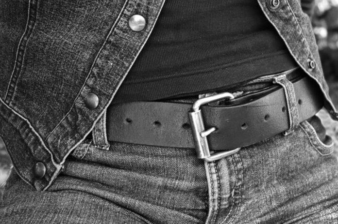 elegancka jeansowa koszula